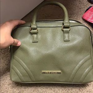Olive green Steve Madden purse
